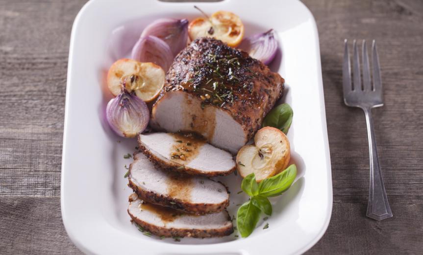 Melissa Berg - Roast Pork